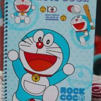 Notebook Doraemon
