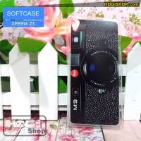 harga Sony Xperia Z3 - Softcase Custom Case Kamera M9 Leica Tokopedia.com
