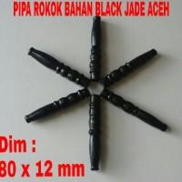 harga Pipa Rokok dari Rough Black Jade Aceh Tokopedia.com