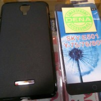 Soft Case Coolpad Sky E501 / Y75 / 76 / 80d