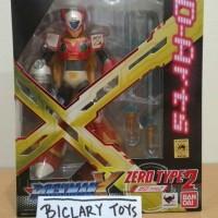 D-Arts Rockman X Zero Type 2 Bandai ORI