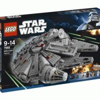 Lego 7965 Star Wars : Millenium Falcon