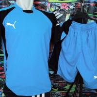 harga Kaos Setelan Puma Evo Birumuda Olahraga Volly Futsal Murah Grosir Tokopedia.com