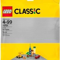 Lego Baseplate 48x48 Studs Gray Extra Large - 10701