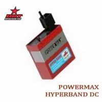 CDI BRT Powermax Suzuki Satria 120 R Hyperband