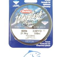 Berkley WHIPLASH Crystal 330YD - 50LB