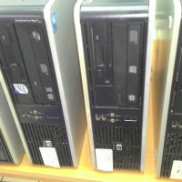 Cuci gudang cpu hp desktop DC7800 core2duo