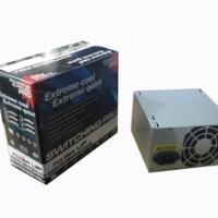 Power Supply Power Up 500watt