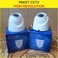 Paket CCTV 2 Kamera Solo, Sragen, Jogja, Magelang, Klaten