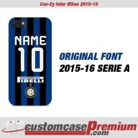 harga Jersey INTER MILAN Custom SOFTCASE(Original Font) Tokopedia.com