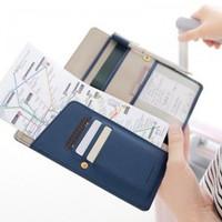 Anti-Skimming Travel Wallet