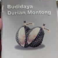 Buku Obral: Budidaya Durian Montong