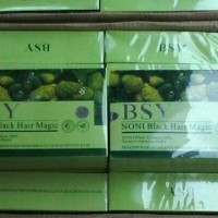 Jual BSY NONI BLACK HAIR MAGIC ORI (3 LOGO) Murah