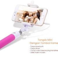 Tongsis Mini Dengan Tombol Kamera (Selfie Makin Mudah)