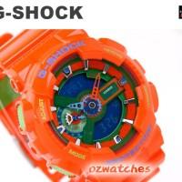 Casio G-SHOCK GA-110A-4 HYPERCOLOR ORIGINAL