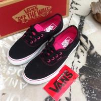 Vans Authentic Neon Pop frost Black/Pink