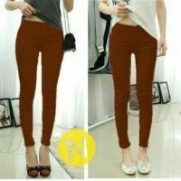 harga 43249-jeans (bata) cln legging streach/ Pusat Grosir pakaian Wanita Tokopedia.com