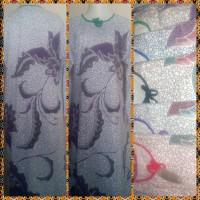 Longdress Batik Kaos