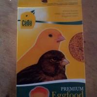 harga Eggfood Cede Premium Pakan Tambahan Burung Kenari Tokopedia.com