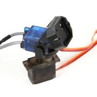 FATSHARK 180DEG 2 AXIS PAN AND TILT SYSTEM For Rc Car / Drone / Boat