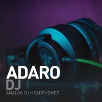 Razer Adaro DJ Analog DJ headphone