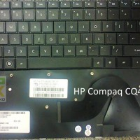 KEYBOARD LAPTOP HP COMPAQ PRESARIO G42 CQ42, SERIES / V061102CS1US