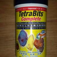 harga Tetra Bits / Makanan Ikan Discus Ukuran 30 Gr / 100 Ml Tokopedia.com