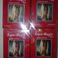 Super Magic Tissu Merah aroma Cassanova