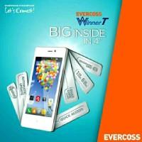 harga Evercoss A74a Evercoss Winner T, Ram 1gb Quadcore 1.2ghz Tokopedia.com