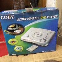Portable Dvd Player Coby Ultra Compact
