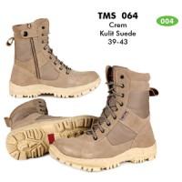 harga Sepatu Boot Adventure Trekking BDRS-TMS 064 Bahan Kulit Tokopedia.com