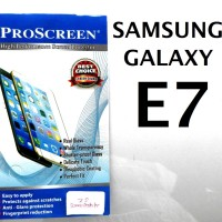 Anti Glare Samsung Galaxy E7 Anti Gores