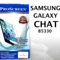 Anti Glare Samsung Galaxy Chat B5330 Anti Gores