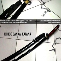 Pedang Katana Sword Bankai Ichigo Bleach