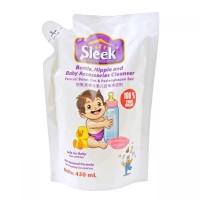 SLEEK Bottle Nipple and Baby Accessories Cleanser | Sabun Botol Bayi