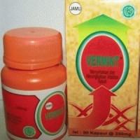 Vermint isi 30 Kapsul Obat Penyakit Tifus / Tipes / Typus
