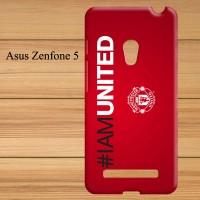 01 #IAMUNITED Manchester United Asus Zenfone 5 Cus