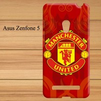 02 Red Devil Manchester United Asus Zenfone 5 Cust