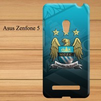 12 Manchester City Glossy Asus Zenfone 5 Custom Ha