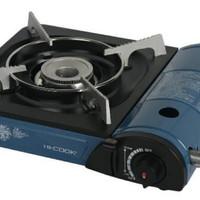 harga Kompor Portable Hi Cook(untuk Tabung Gas Mini & Tabung Gas 3&12kg) Tokopedia.com