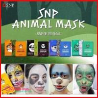 Harga Masker SNP animal karakter hewan masker lucu selfie wajah | WIKIPRICE INDONESIA