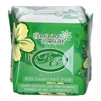 Pantiliner Herbal - Avail Bio Sanitary Pads - Avail Hijau