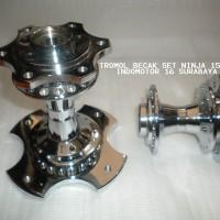 harga Tromol Becak Set Ninja 150 R Tokopedia.com