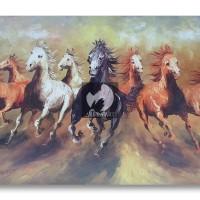 harga Lukisan Kuda Delapan Palet Tokopedia.com
