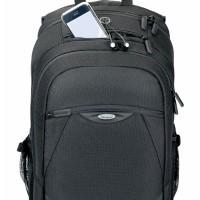 "Targus Pulse Backpack TBB017AP 15.6"" - Hitam - Tas Ransel Noteb"