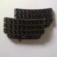 Keypad Blackberry Bellagio 9790 Black Original