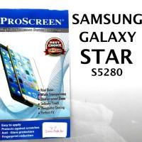 Anti Gores / Anti Glare Samsung Galaxy Star S5282