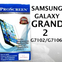 Proscreen Anti Glare Samsung Galaxy Grand 2 G7102