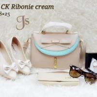 5in1 ck ribonie cream bag - new arrival 2 Aug 2015