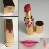YSL Lipstick Rouge Volupte Shine RVS 13 Pink In Paris